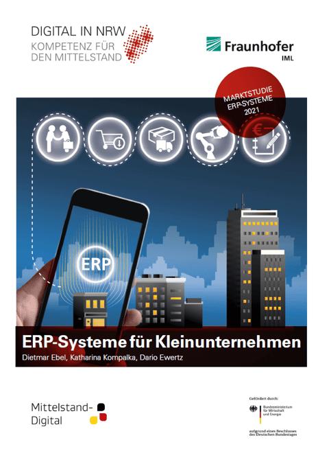 Fraunhofer Studie analysiert ERP-Systeme für Kleinunternehmen
